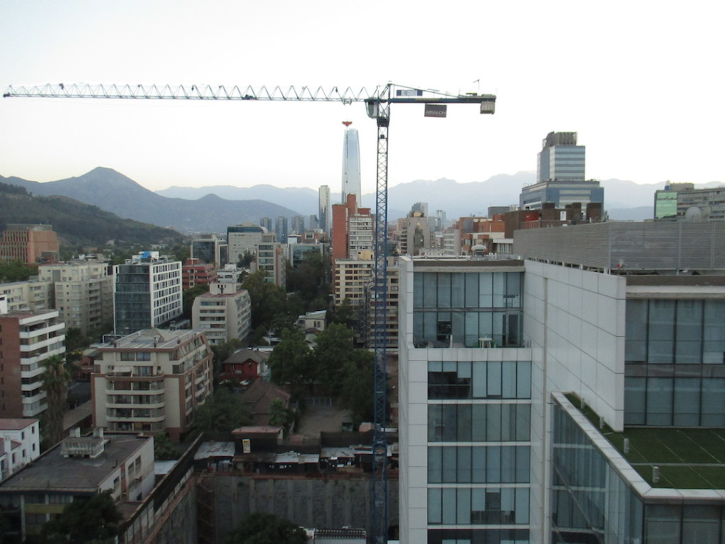 Santiago at Dawn